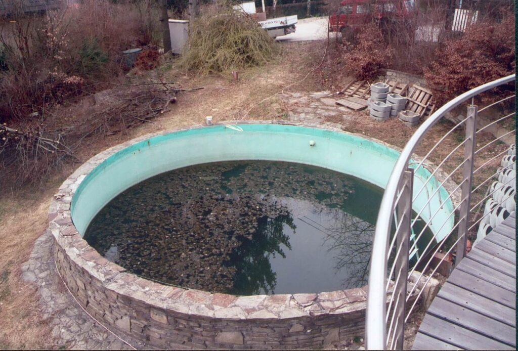 המרת הבריכה המוכלרת לבריכת BIOTOP