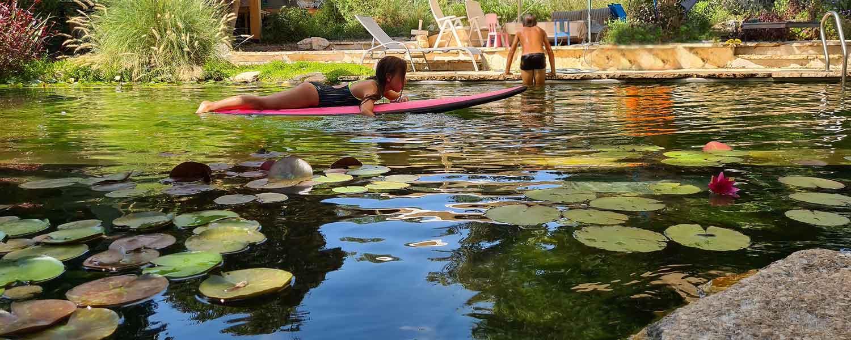 מיזומי - בריכות שחייה אקולוגיות